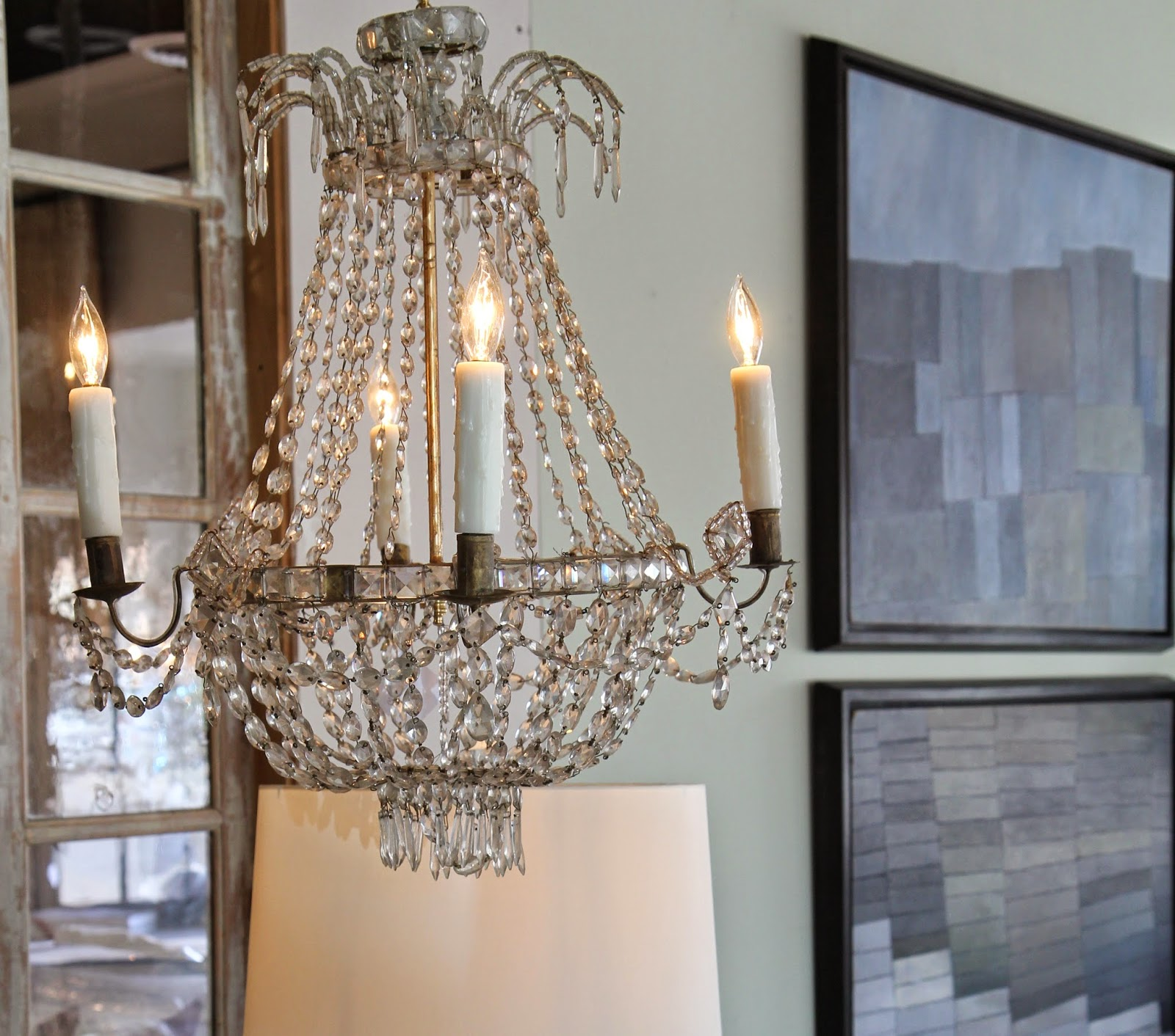 Inspirational Chandeliers and Sconces; Nora's Nest