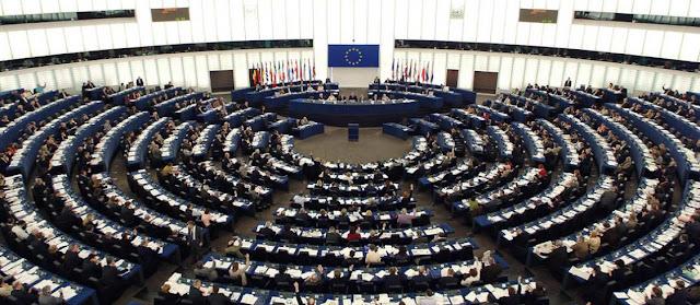 Division de poderes y Union Europea