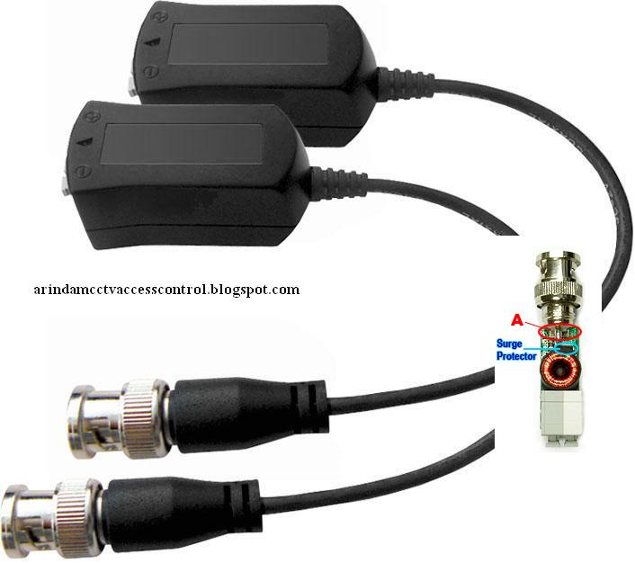 VPB100LP_Video+Balun+Passive arindam bhadra cctv video baluns video balun wiring diagram at readyjetset.co