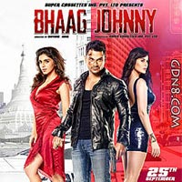 Bhaag Johnny Hindi Movie 2015 Poster