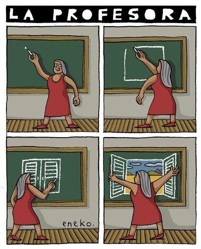 La Professora - Eneko - 20minutos.es