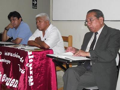 Antonio Serrepe, Félix Maquén y Gilbert Fernández