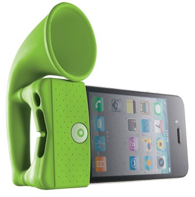 Five Outside Speakers for iPhone, iPhone 4 Application