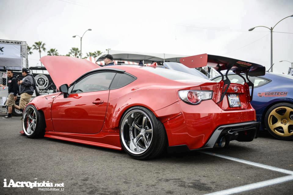 Scion fr s custom - Scion frs custom ...