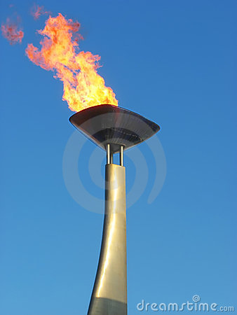 Guest Blogger  Mary Rochford on the Olympic Torch TourOlympic Torch