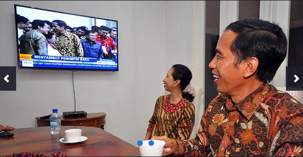 Kantor Transisi Jokowi Jusuf Kalla rini soemarno