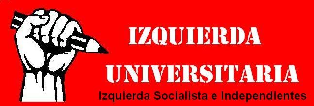 IZQUIERDA UNIVERSITARIA
