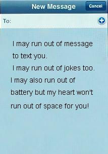 dating flirt using text messages