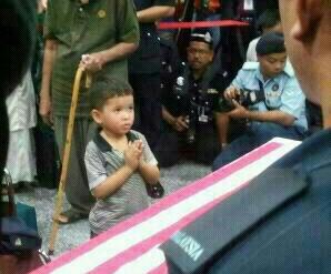Mohamad Akmaruddin Zulkifli (5 tahun)