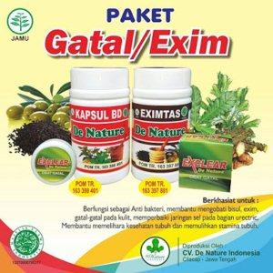 Paket Gatal / Eksim