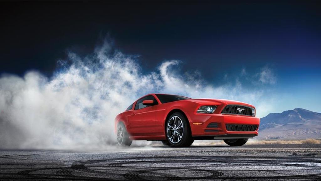 2014 Ford Mustang New Appearance Packages