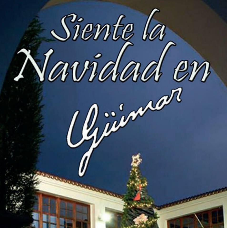 Programa de Navidad de la Ciudad de Güímar 2017