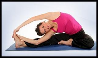Women Doing an Exercise