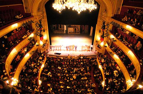 A evening to remember at the com die fran aise paris secr te - Comedie francaise salle richelieu ...