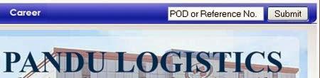 Cara Cek Pengiriman Paket Pandu Logistics