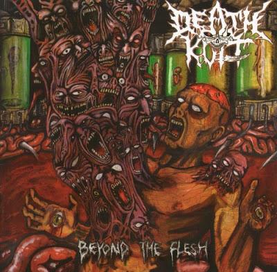 Album Review (Download) Death Kult - Beyond the Flesh (2011)
