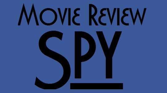 Movie Review Spy