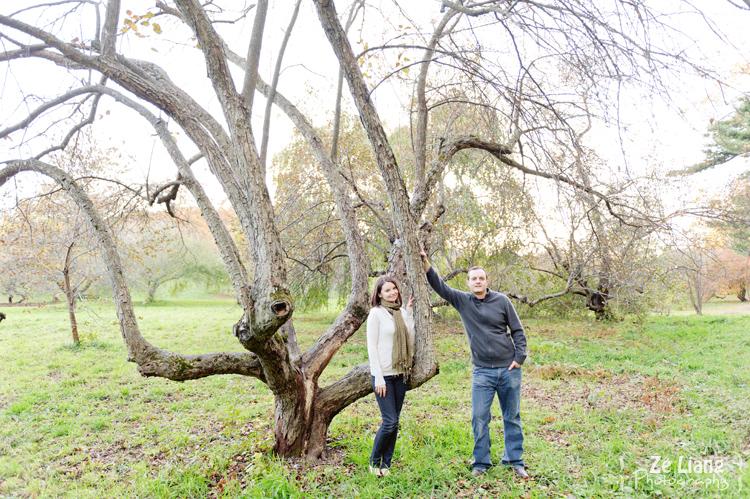 erin patrick boston arnold arboretum engagement session 03