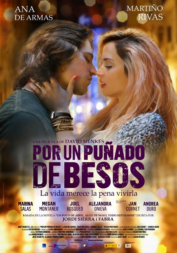 Un puñado de besos, una película de David Menkes