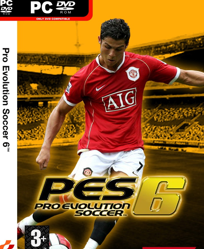 Download Pro Evolution Soccer 6 pes6 PC Game Download Full Version