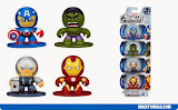 Avengers Assemble Marvel Micro Mighty Muggs