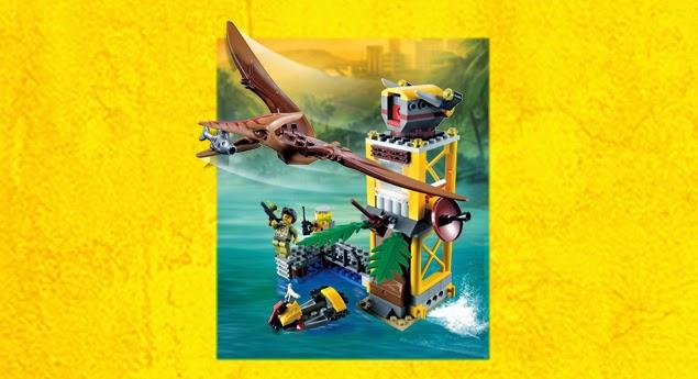 Lego Khủng Long