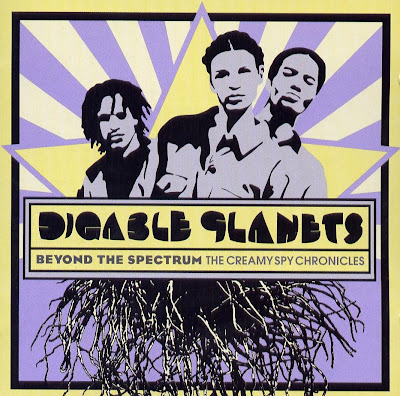 Digable Planets – Beyond the Spectrum: The Creamy Spy Chronicles (CD) (2005) (320 kbps)