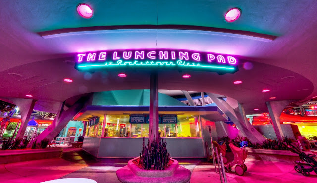 The Lunching Pad Magic Kingdom