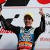 Álex Márquez suma su primera victoria mundialista en Moto3
