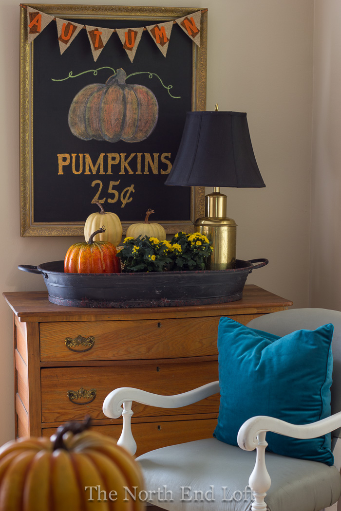 Living Room Updates And Fall Decor Part 39