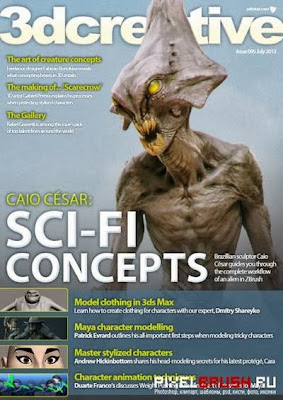 3DCreative Magazine Issue 095 July 2013