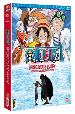MANGA / ANIME : One Piece Epluffy