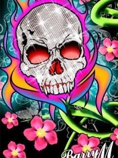 ver imagenes de fondos de pantalla con grafitos de carabelas, flores y