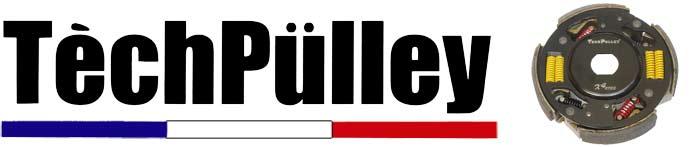 TechPulley Kupplungen und Variomatikrollen für Scooter and Quad