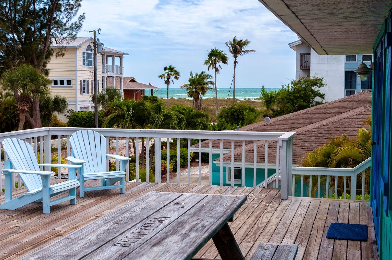 View of Anna Maria Beach from Berryfish