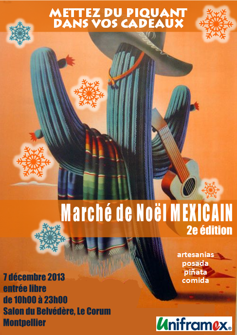 Noël à la mexicaine, 2e édition, 2013