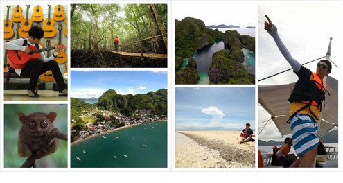 Philippine travel destinations