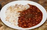 http://aboutlebanesefood.blogspot.com/2013/07/lebanese-beef-chili-stew-fasolia-beans.html
