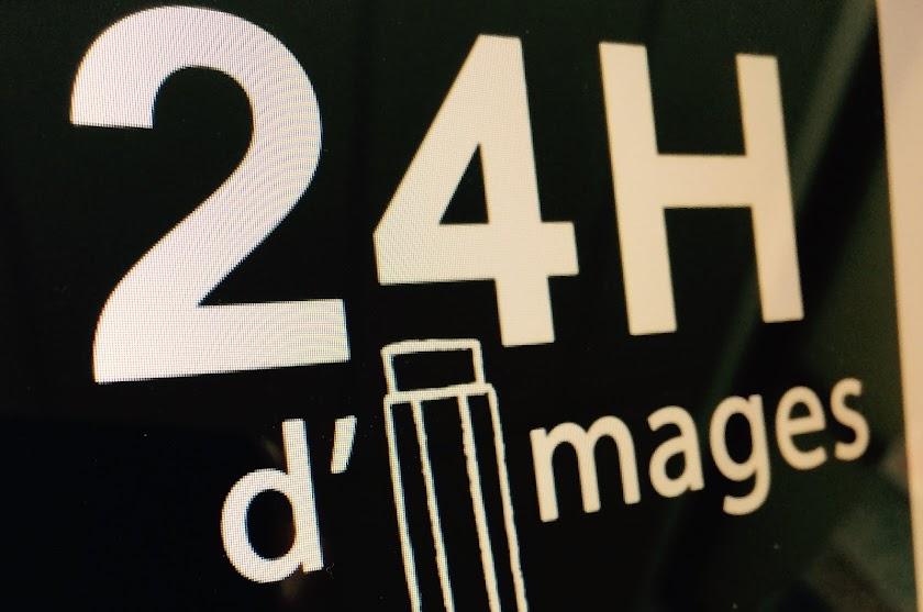 24h d'images