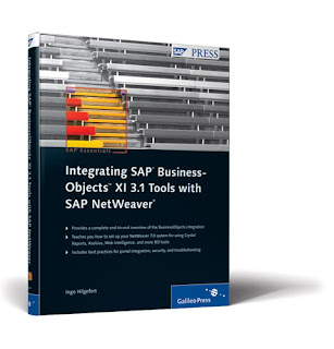 Integrating SAP BusinessObjects XI 3.1 Tools with SAP NetWeaver