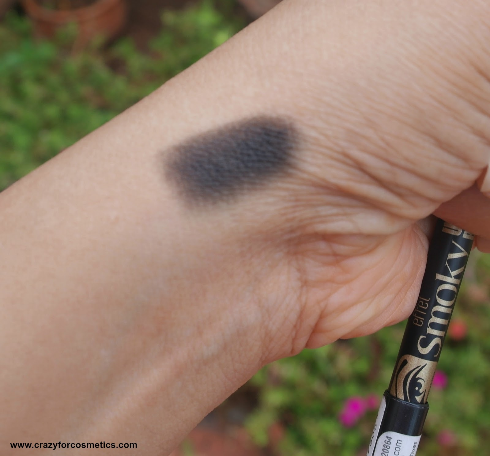 Bourjois paris smoky khol & contour eye pencil in ultra black