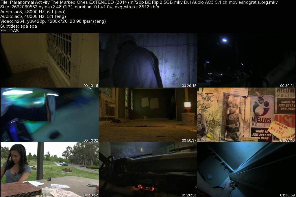 Paranormal activity 2 dvdripspanish