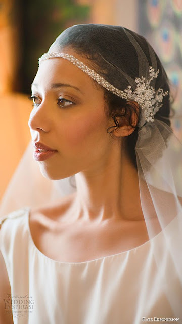 how to make a wedding veil with a tiara