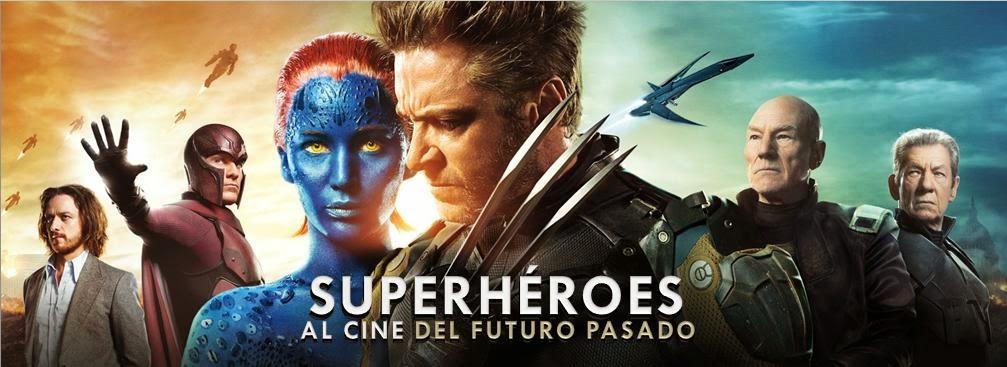 SuperHéroes Al Cine!