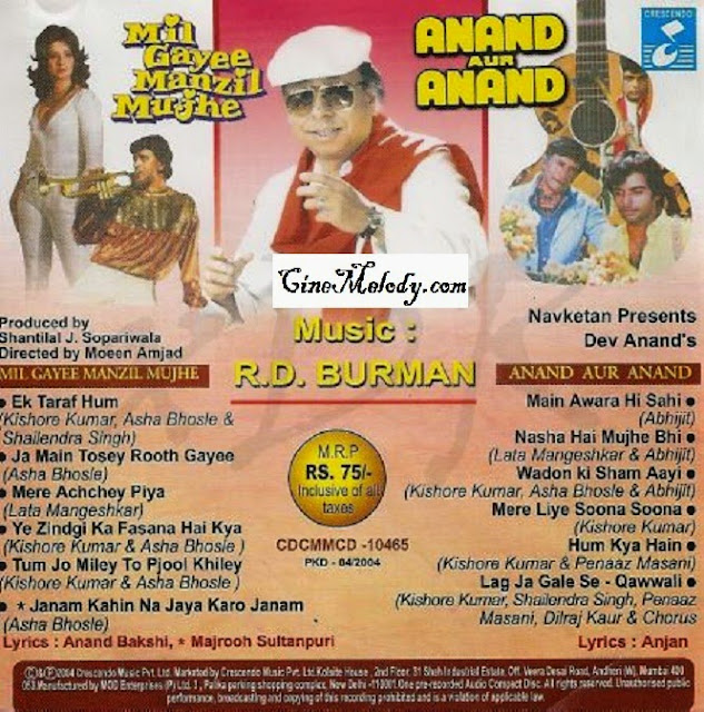 Anand Aur Anand  1984