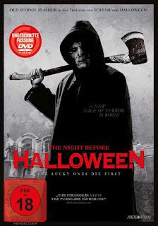 A Maldição de Halloween Legendado Online