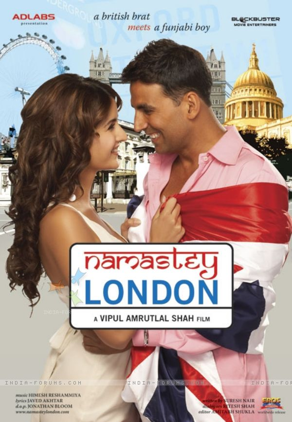 namastay london movie