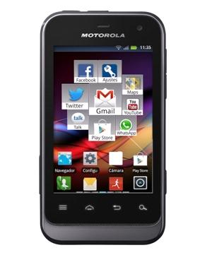 Motorola Defy Mini Negro Tienda Claro Perú