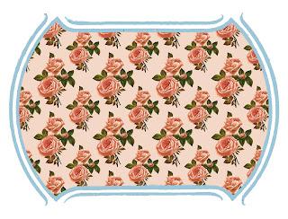 journaling spot design roses