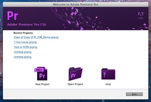 download adobe premiere cs6 portable 64 bit